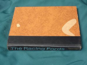 THE RACING FORDS By Hans Tanner (1968) (ex lib)